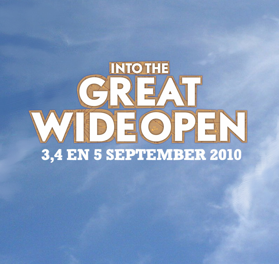 Into The Great Wide Open 2010